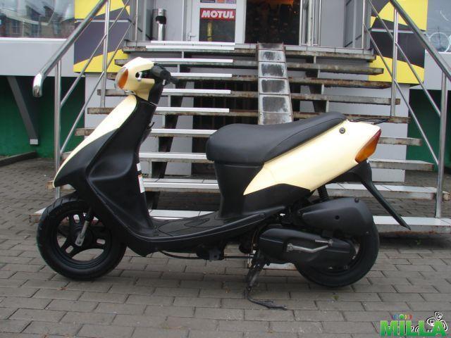 Продам мотороллер Suzuki (Сузуки…